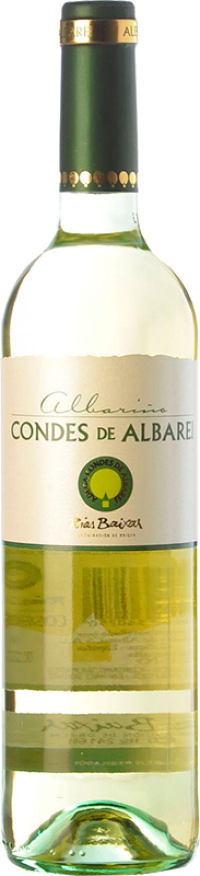 Condes De Albarei 2018 3/8 (24 Botellas De 37.5cl)