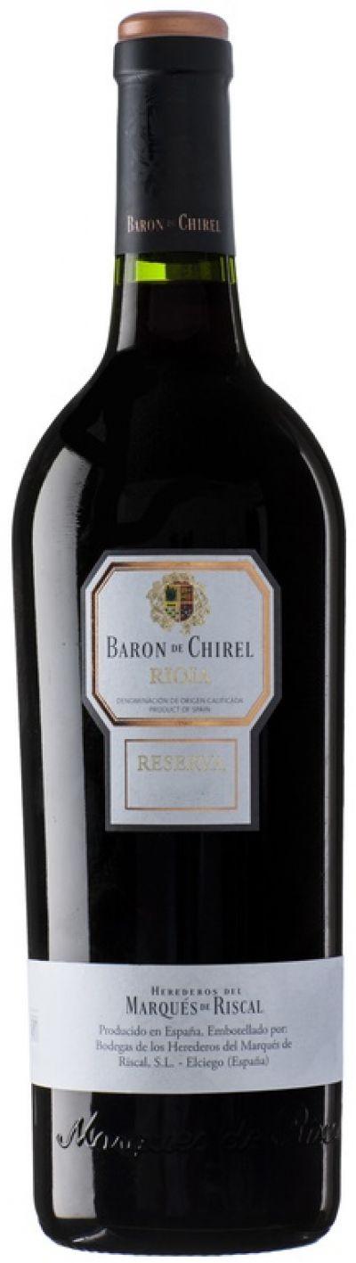 Barón De Chirel Reserva 2015